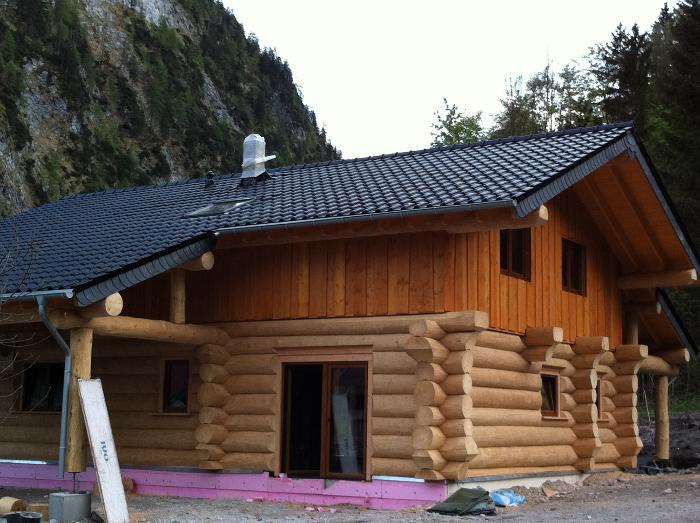 Firma Dorten Holzhaus